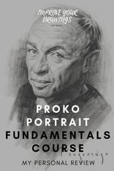 My Review of Proko Academy Portrait Course by ARTOFJUSTAMAN