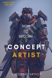 HOW TO BECOME A CONCEPT ARTIST