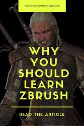 WHY YOU SHOULD LEARN ZBRUSH by ARTOFJUSTAMAN