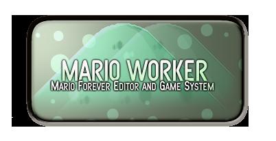 Mario Worker Remake logo by Mariovariable3410