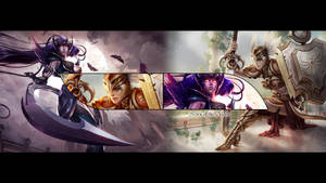 League of Legends : Valkyries