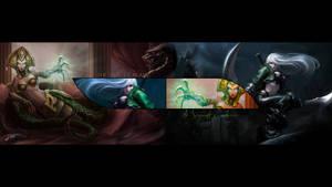 League of Legends : Du Couteau