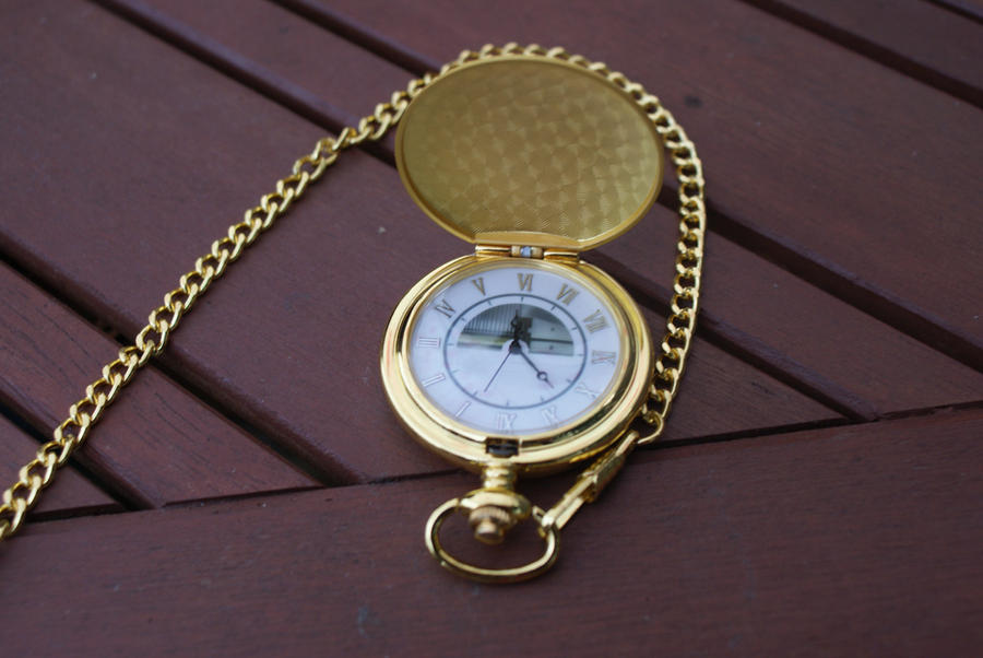 pandora hearts clock
