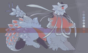 Flower creature adoptable auction - [SOLD]