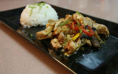 a meal3- orit korn by Class9