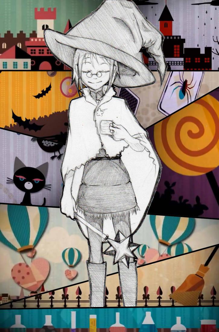 Tei witch by taytaykudo