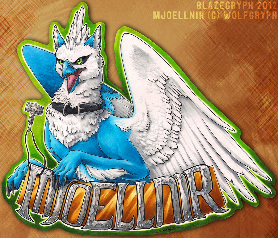 wolfgryph's Profile Picture