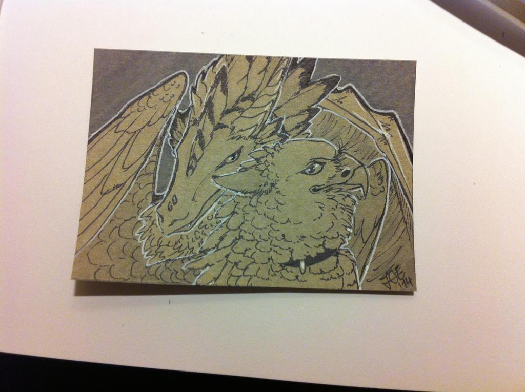 Aku and joe by wolfgryph