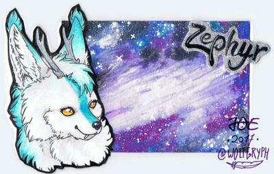 ACEO Zephyr by wolfgryph