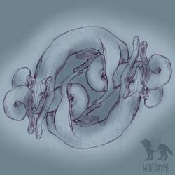 long boi symmetry doodle