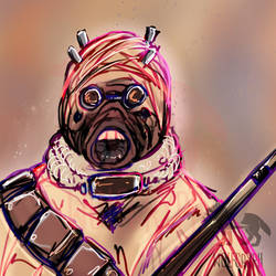 stares in Tusken