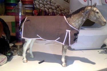 Breyer Blanket by horsecrazy9356