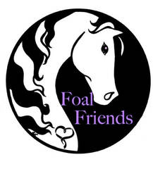 Foal Friends Logo by horsecrazy9356
