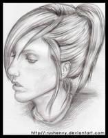 sketch by rushenvy