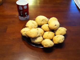 Maple cookies!