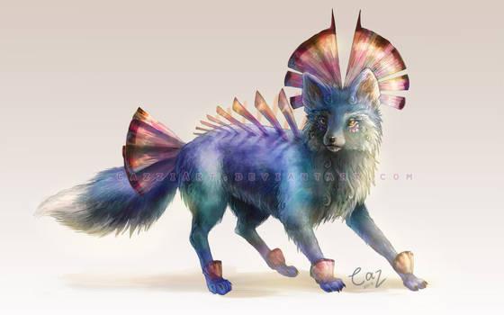 Fox Creature Concept