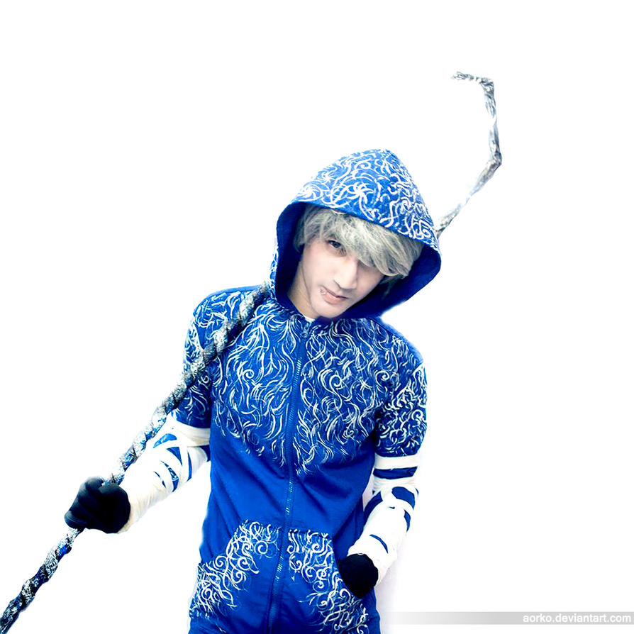 Fabuleux Jack Frost Cosplay by Aorko on DeviantArt FZ08