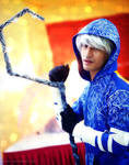 Jack Frost Cosplay :3