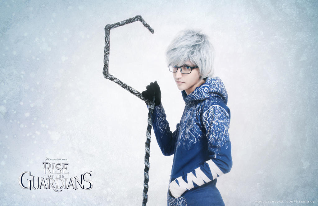 Fabuleux Jack Frost Cosplay by Aorko on DeviantArt MP37