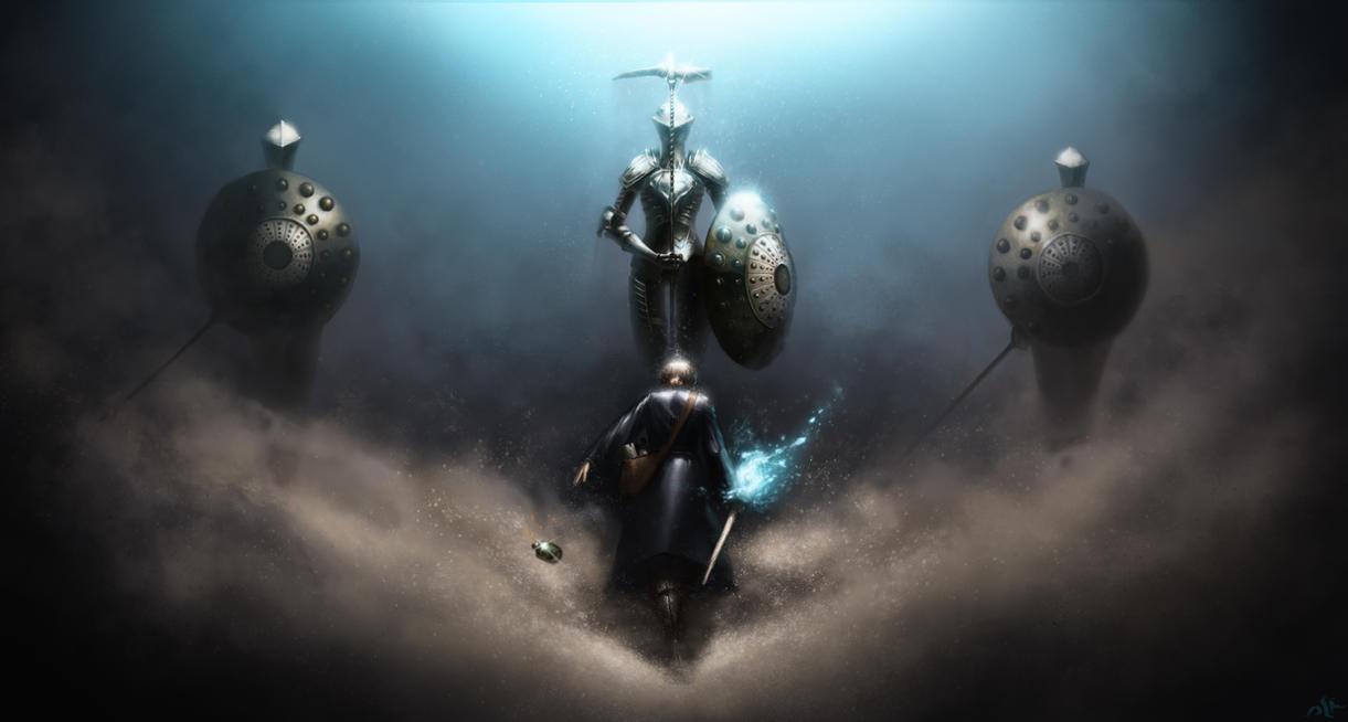 The Sentinels by Dawnweaver13