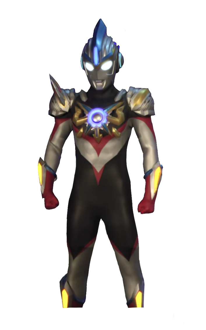 Ultraman Orb Trinity By Wallpapperultra16 On Deviantart