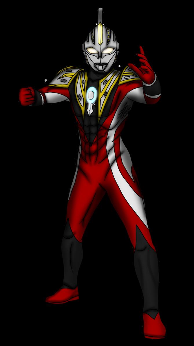 Ultraman Justice Crusher Mode Ultraman Orb Crusher G...