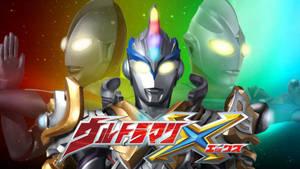 Ultraman X Wallpaper