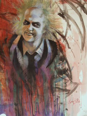 Beetlejuice by oswalddent