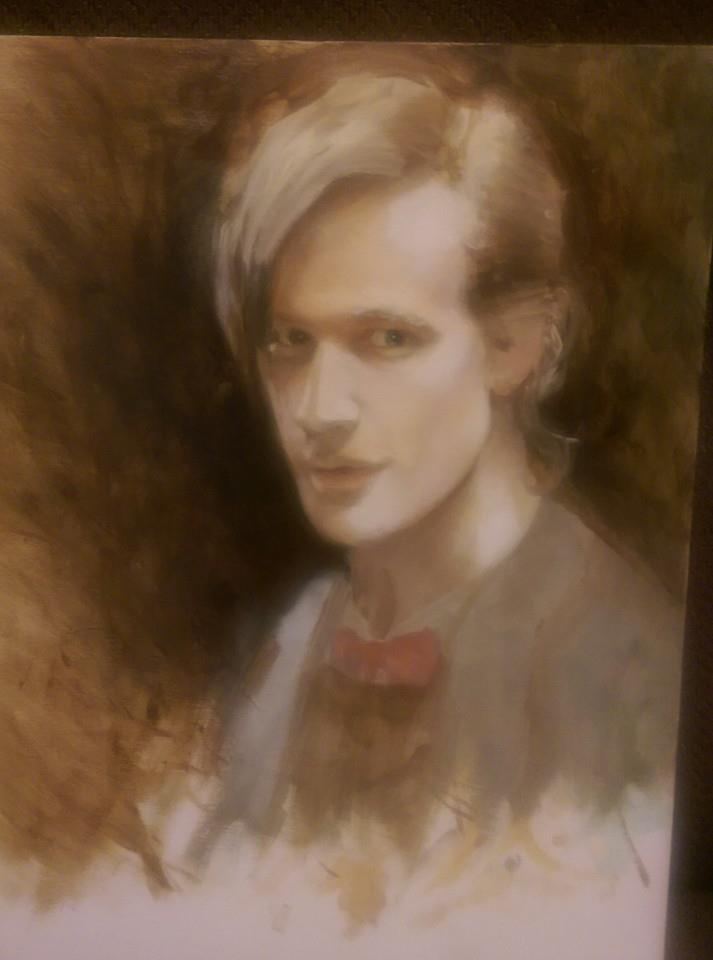 DR.WHO work in progress by oswalddent