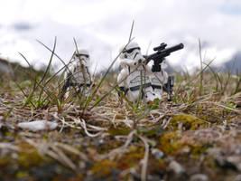LEGO STAR WARS by PolishJediArt