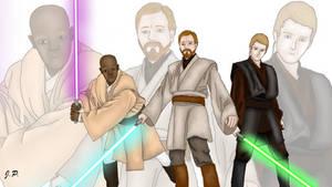Jedi by PolishJediArt