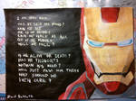 Iron Man and Iron Man song by Black Sabbath