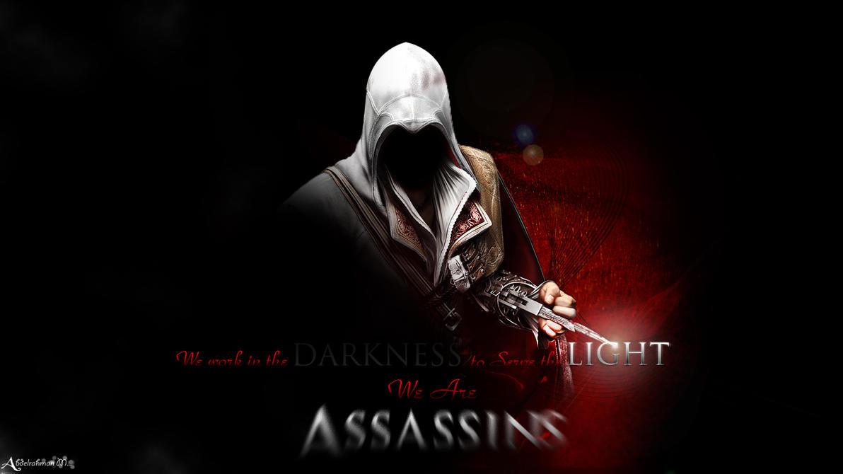 THE DARK ASSASSIN Dark_assassin_by_abdelrahman-d3800hn