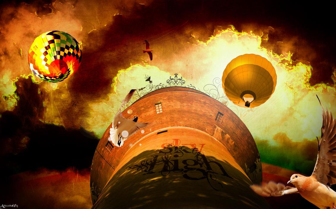Sky High by abdelrahman
