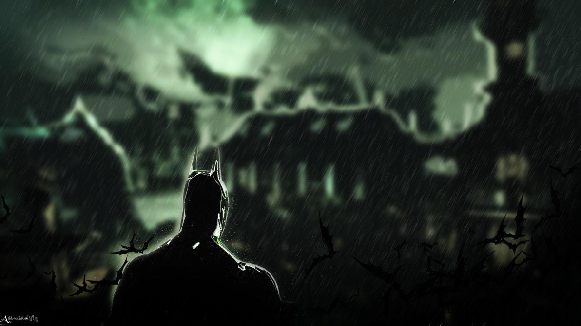 the Dark Knight V1 by abdelrahman