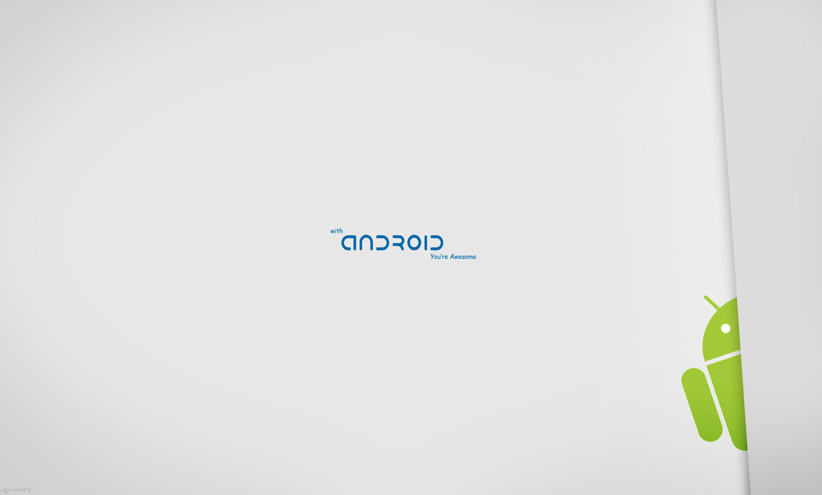 حزمة خلفيات Androidness