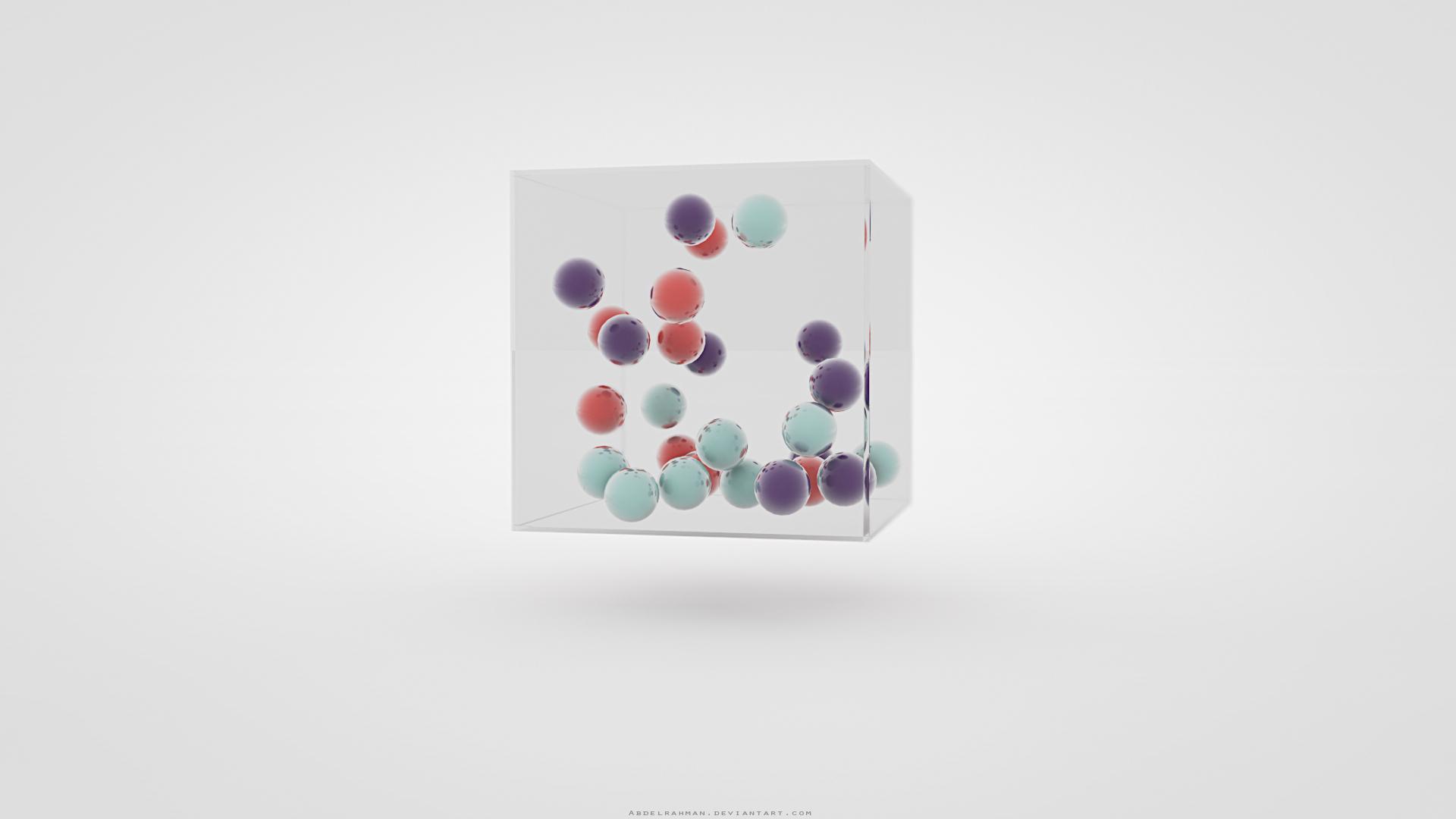 dancing marbles by abdelrahman
