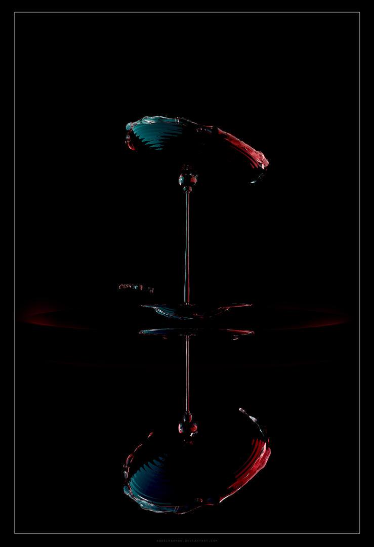 Silhouette of Balance by abdelrahman