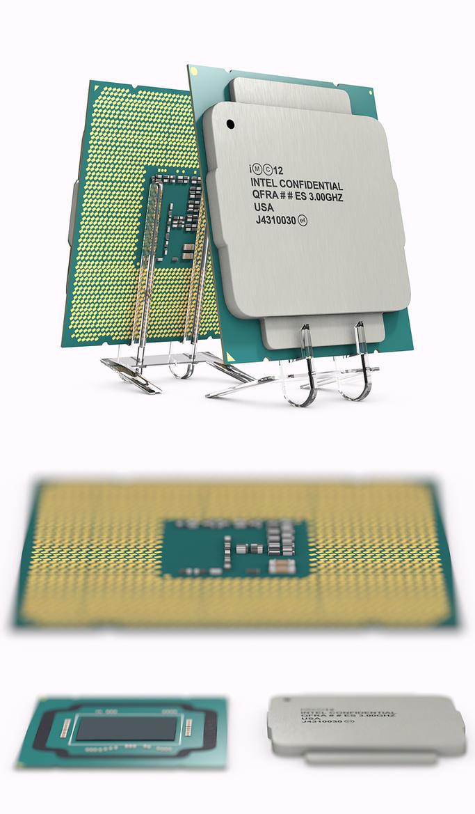 CPU Model Highlights by abdelrahman
