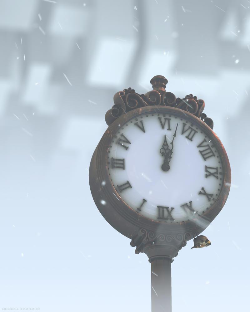 Six O'clock by abdelrahman
