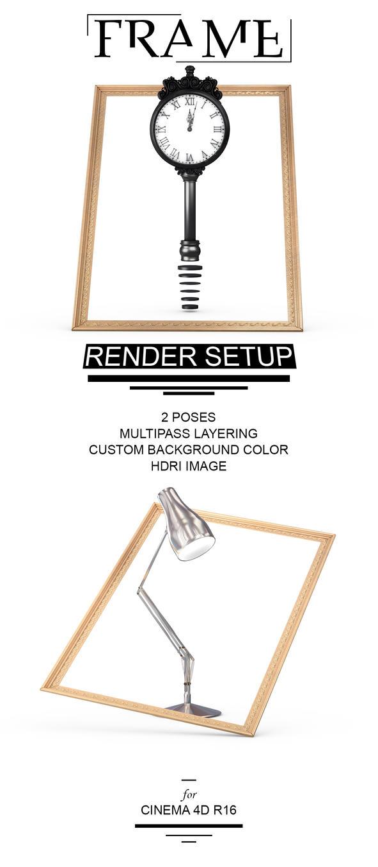 Frame Render Setup by abdelrahman