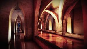 Hallway | Unreal Engine