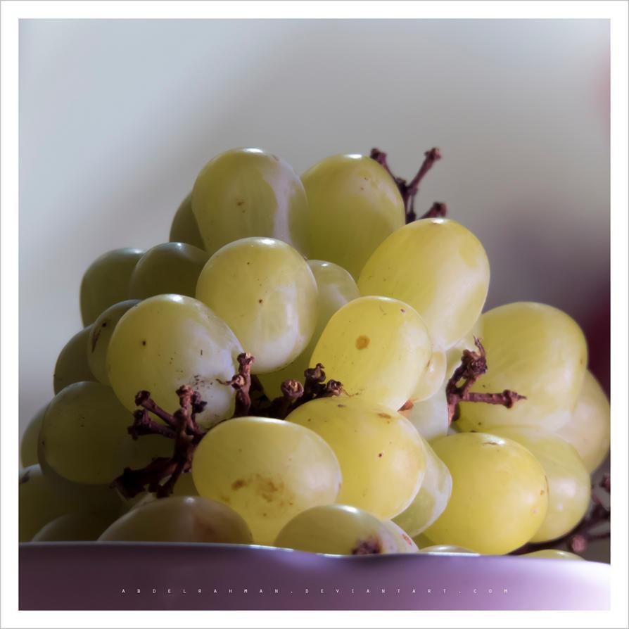 Grapes by abdelrahman