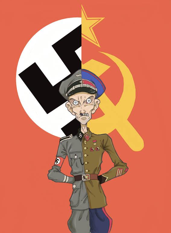 totalitarismus essay