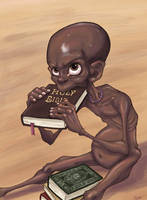 Do not give me a holy book give me a holy sandwich
