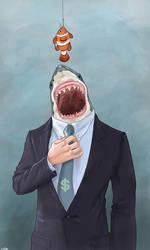 BIG FISH by QuilesART