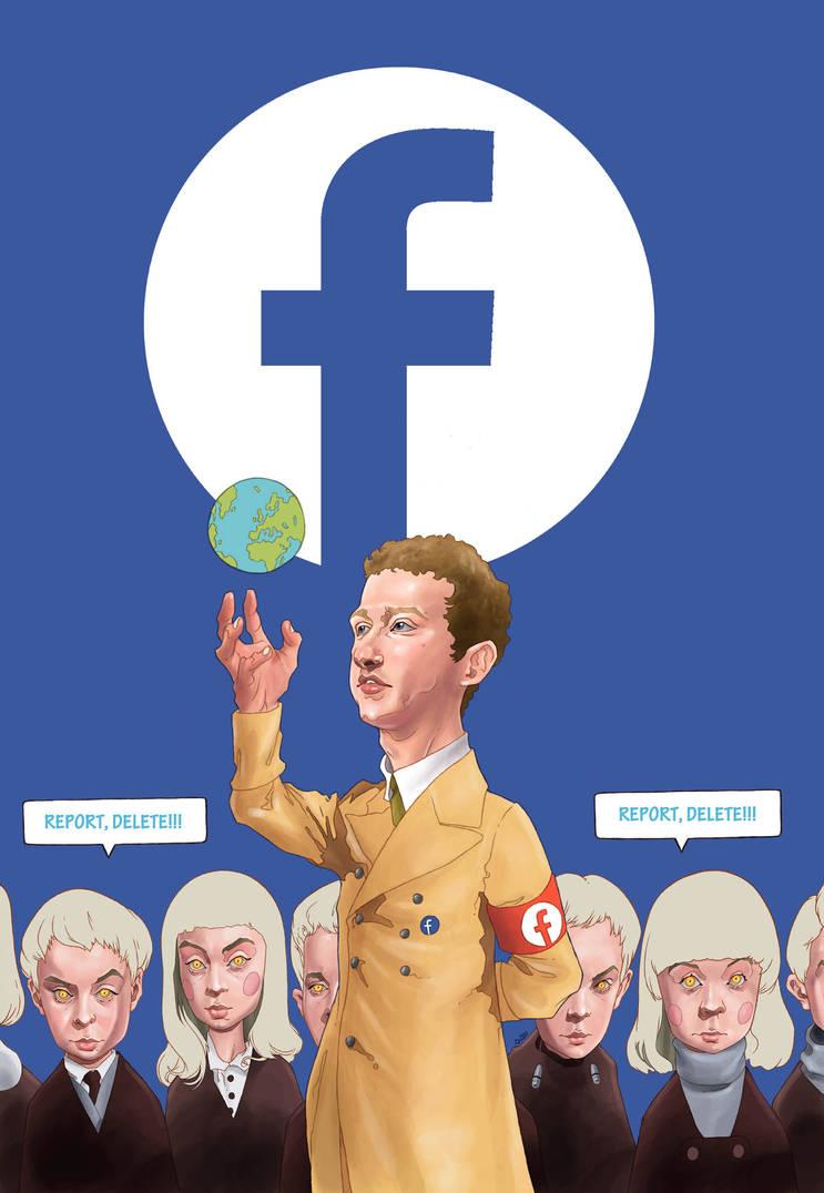 Facebook por QuilesART