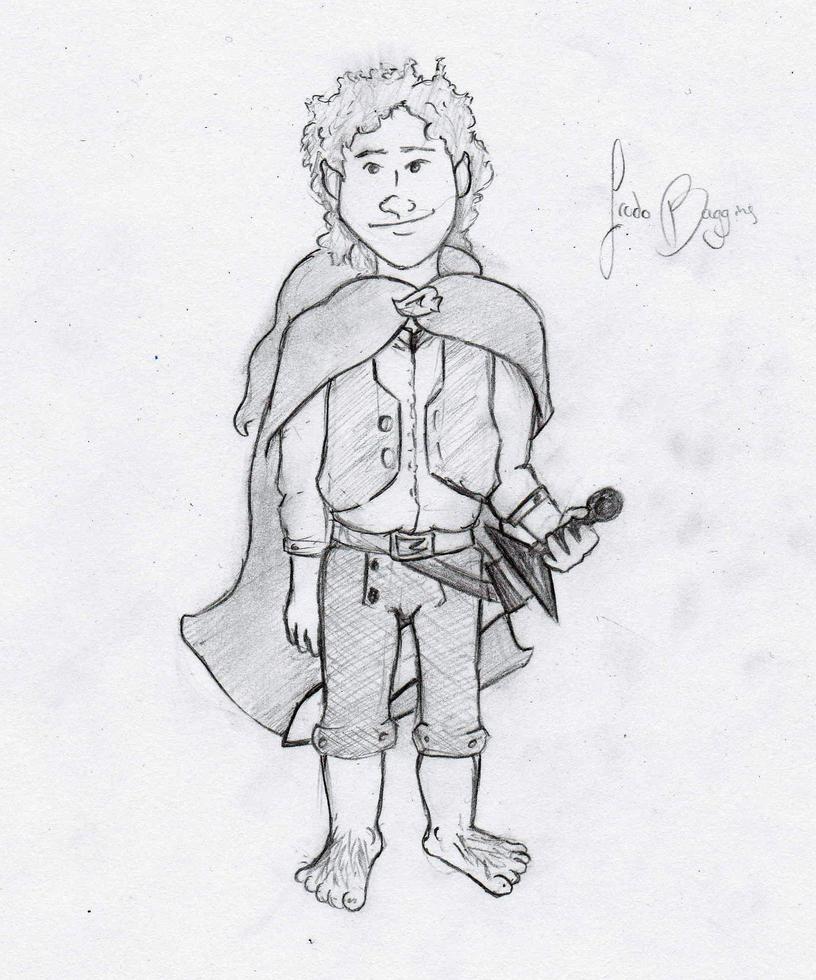 Frodo by Caxsry14
