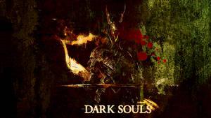 Dark Souls Fan Wallpaper by Ezreal