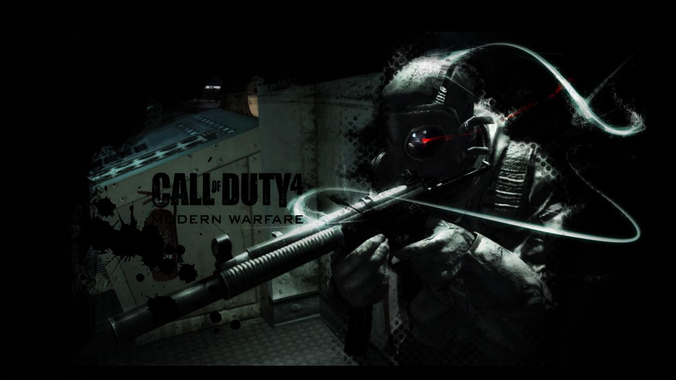 Call of Duty Fan Wallpaper by Ezreal